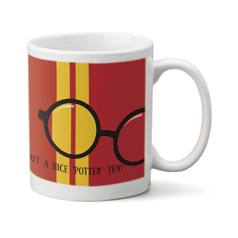 Harry Pot o Tea - Personalized Mug