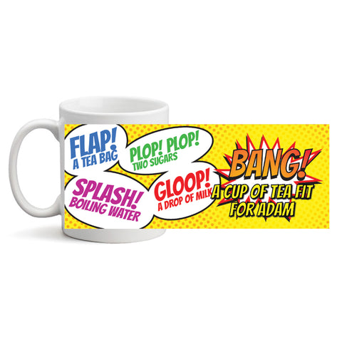 Superhero - Personalized Mug