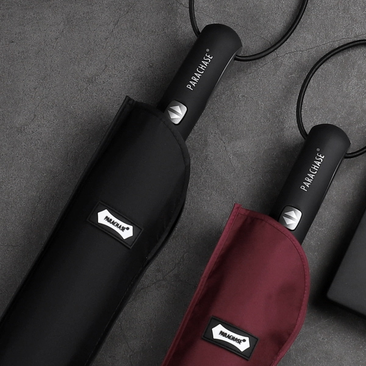 PARACHASE Windproof Automatic Umbrella