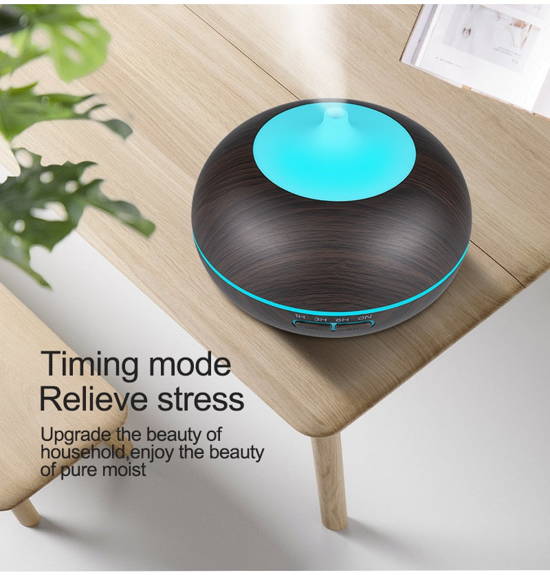 KBAYBO 550ml Air Humidifier Remote Control