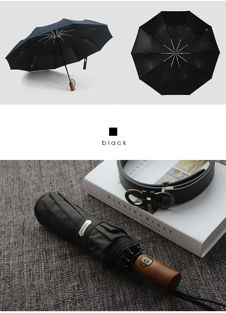 PARACHASE Automatic Business Man Umbrella