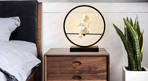Open image in slideshow, Angel LED Table Lamp