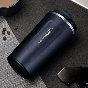 Open image in slideshow, PINKAH Classy Coffee Thermos
