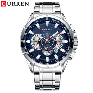 Open image in slideshow, CURREN New Causal Sport Watch for Man