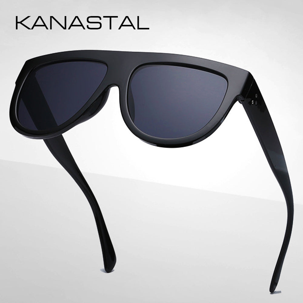 KANASTAL Vintage Women Sunglasses