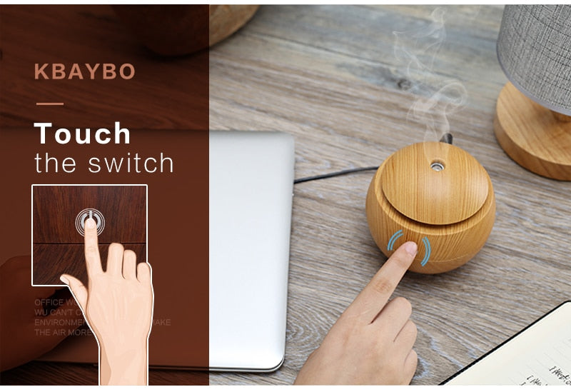 KBAYBO Office Essential Oil Diffuser