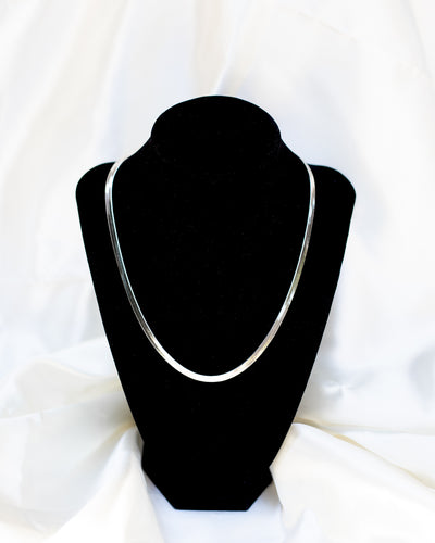 Sleek Snake Necklace