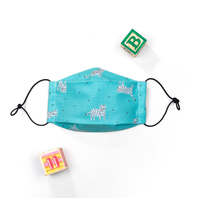 Kids Cotton Face Mask - HanukDesign