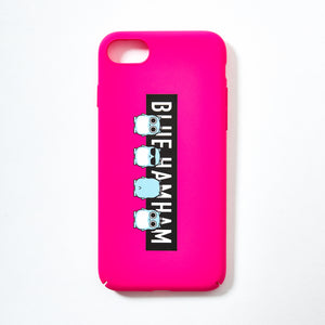 iPhone case NEON PINK 7/8/SE