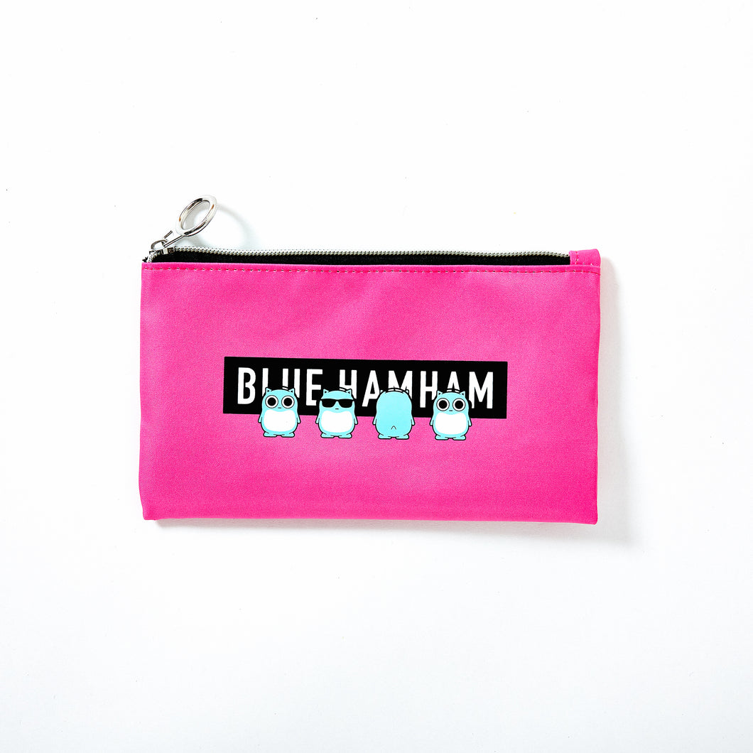 Pouch(NEON PINK)