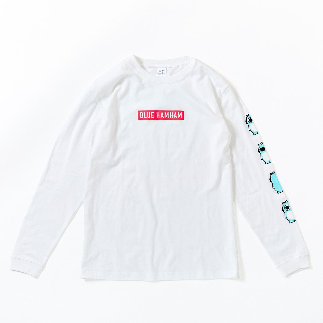 BOX LOGO Long-Sleeve TEE