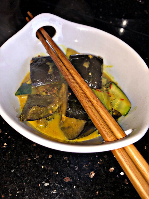 LEMONGRASS & COCONUT CURRY