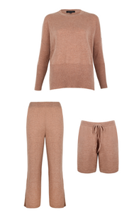 IA Essentials: Beige Cashmere Full Set