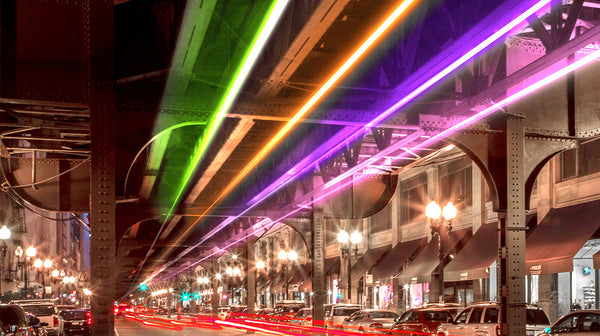A Kickstarter: The Bright Lights of Wabash Avenue, Chicago