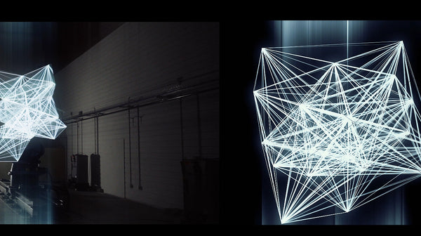 The Aether Project, Innovations in Projection Mapping