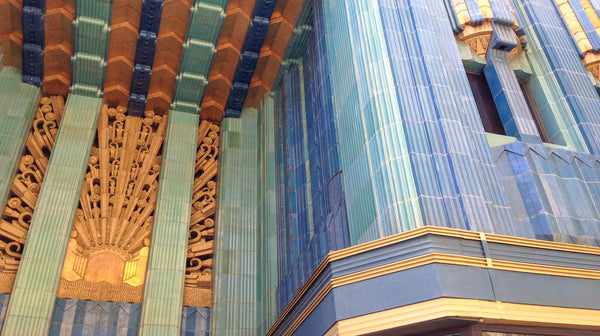 Los Angeles' 1920s Past in Art Deco Architecture