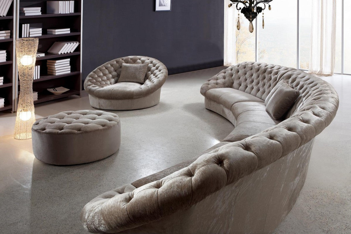 Classy Sectional Sofa, Chair And Ottoman, Furnishing, Art Urbane, Art  Urbane ...