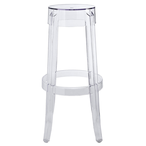 Casper Clear Stool, Design, Art Urbane, Art Urbane