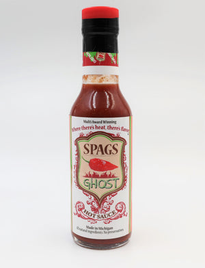 Spags Ghost Hot Sauce