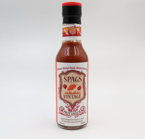 Spags Vintage Hot Sauce