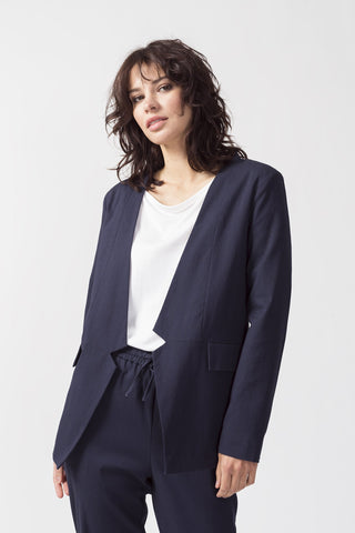 Blazer 100% Cotone Biologico GOTS - Caminròli Ethical Fashion