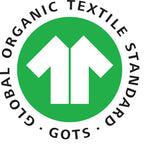 Top 100% Cotone Biologico GOTS - Arancione - Caminaròli Ethical Fashion