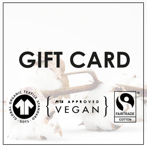 Gift card - Buoni Regalo - Caminròli Ethical Fashion