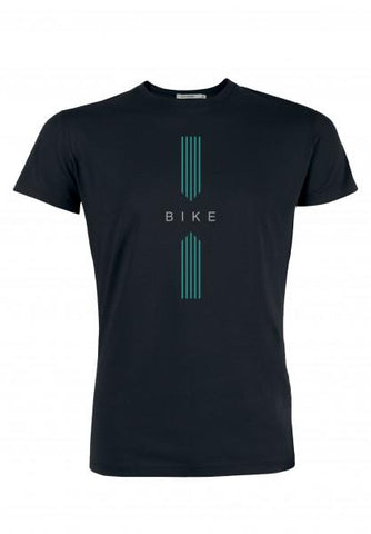T-shirt 100% Cotone Organico GOTS - Bike - Caminròli Ethical Fashion