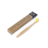 Bamboo Toothbrush Kids - Caminròli Ethical Fashion