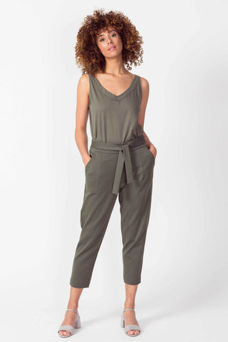 Pantalon en Tencel - Caminròli Ethical Fashion