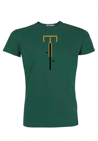 T-shirt 100% Cotone Biologico - Leuft - Caminròli Ethical Fashion