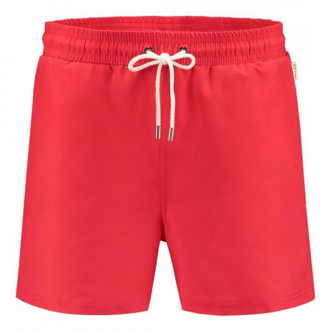 Short de baño de poliéstere reciclado Mitch - Caminròli Ethical Fashion