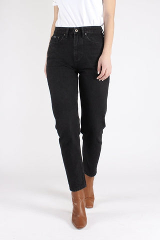 Jeans 100% Algodon Biologico GOTS - Nora Loose Tapered - Caminròli Ethical Fashion