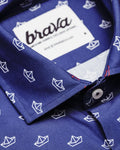 Camicia 100% Cotone Biologico - Boat - Caminròli Ethical Fashion