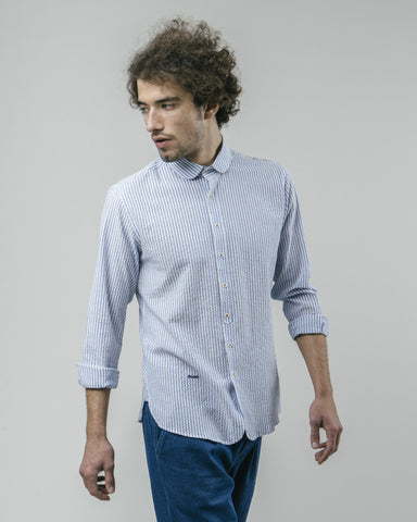 Camicia 100% Cotone Biologico GOTS - Tea - Caminaròli Ethical Fashion