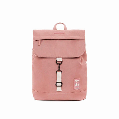 Zaino Scout Mini - Rosa - Caminròli Ethical Fashion