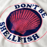 T-shirt 100% Cotone Biologico GOTS - Shellfish - Caminròli Ethical Fashion