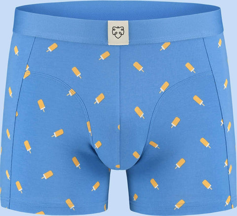 Boxer 100% Cotone Organico GOTS Splinter - Caminròli Ethical Fashion