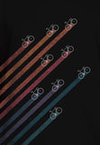 T-shirt 100% Cotone Biologico - Trail black - Caminaròli Ethical Fashion