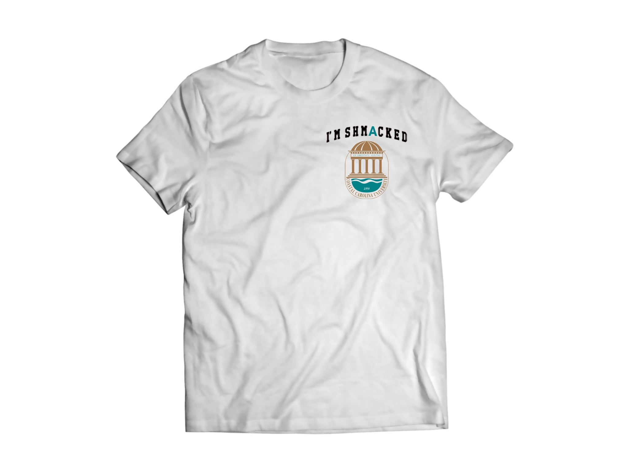 CCU Welcome Week 2021 Shirt