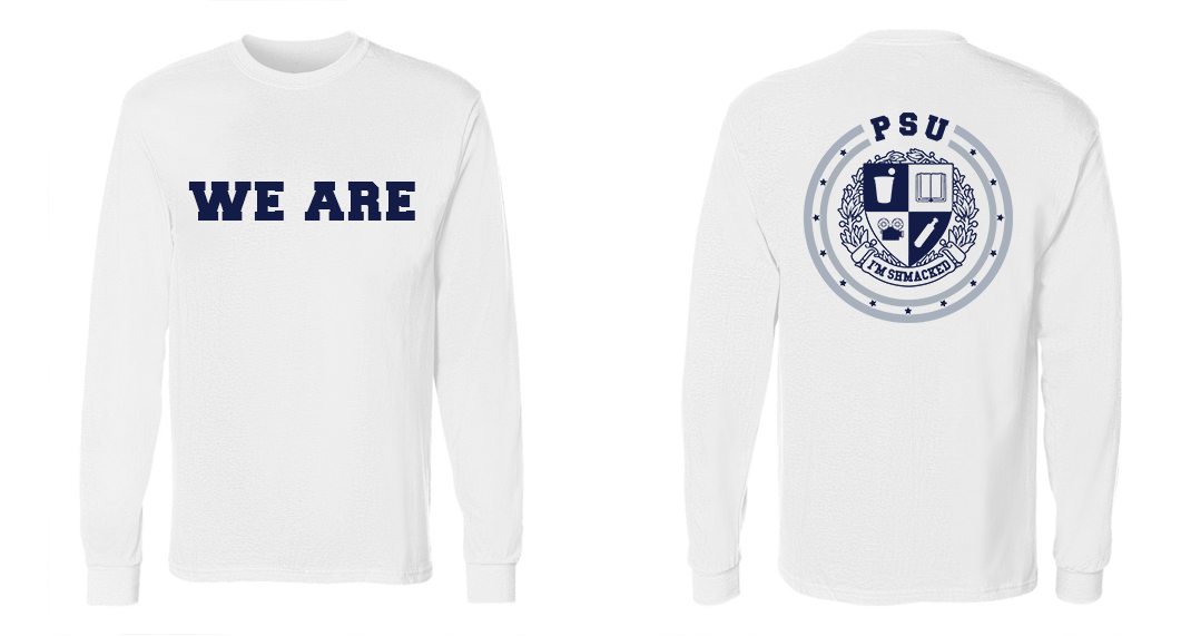 We Are longsleeve
