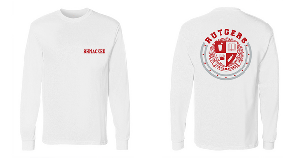 SHMACKED RU LONG SLEEVE