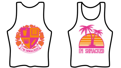 Miami Style Spring Break Tank