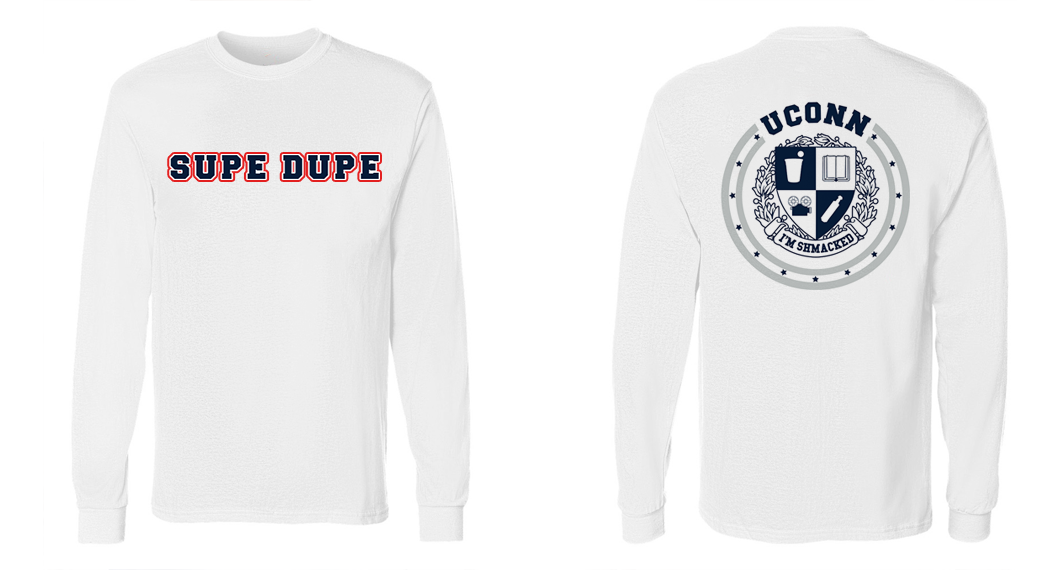 SUPE DUPE LONG SLEEVE