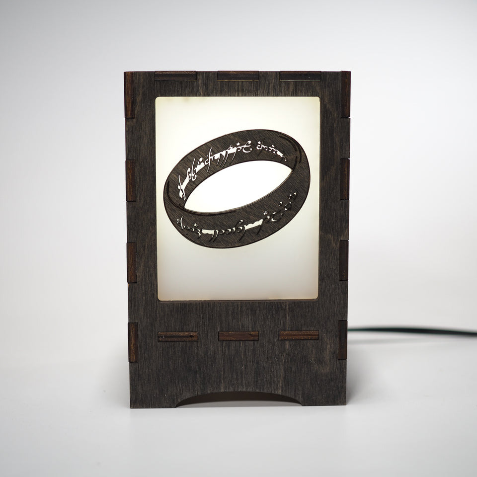 Lord of the Rings Lamp - The Fellowship