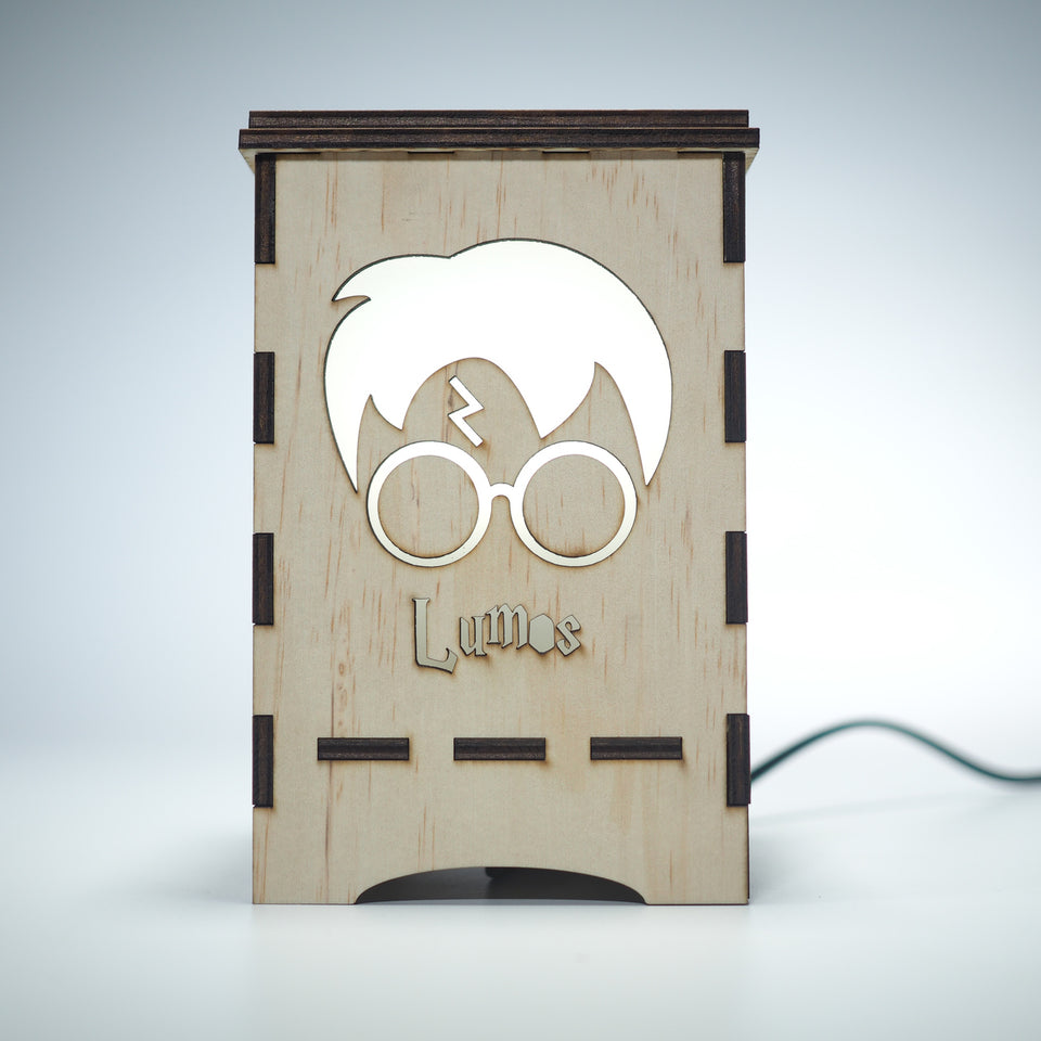 Harry Potter Lamp - Lumos