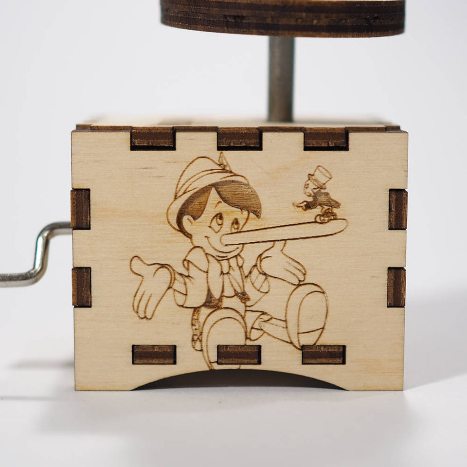 Pinocchio music box - When You Wish Upon A Star