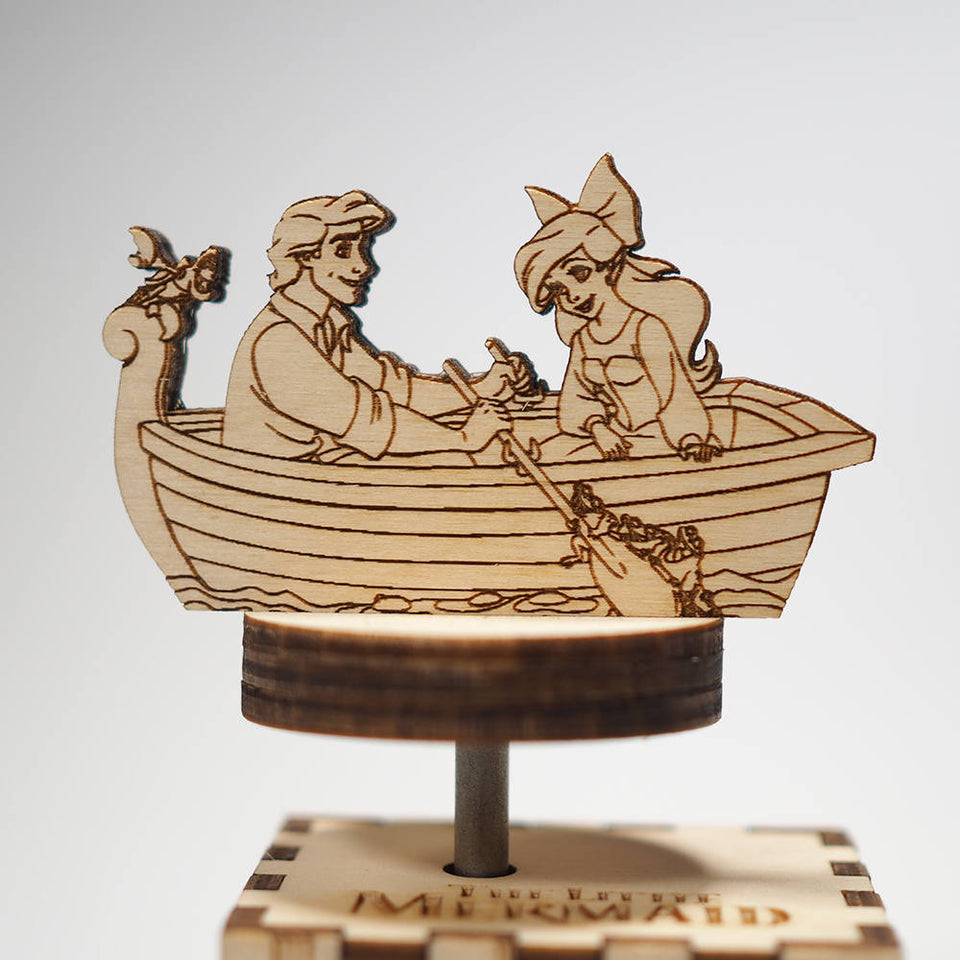 Little Mermaid Music Box - Part Of Your World