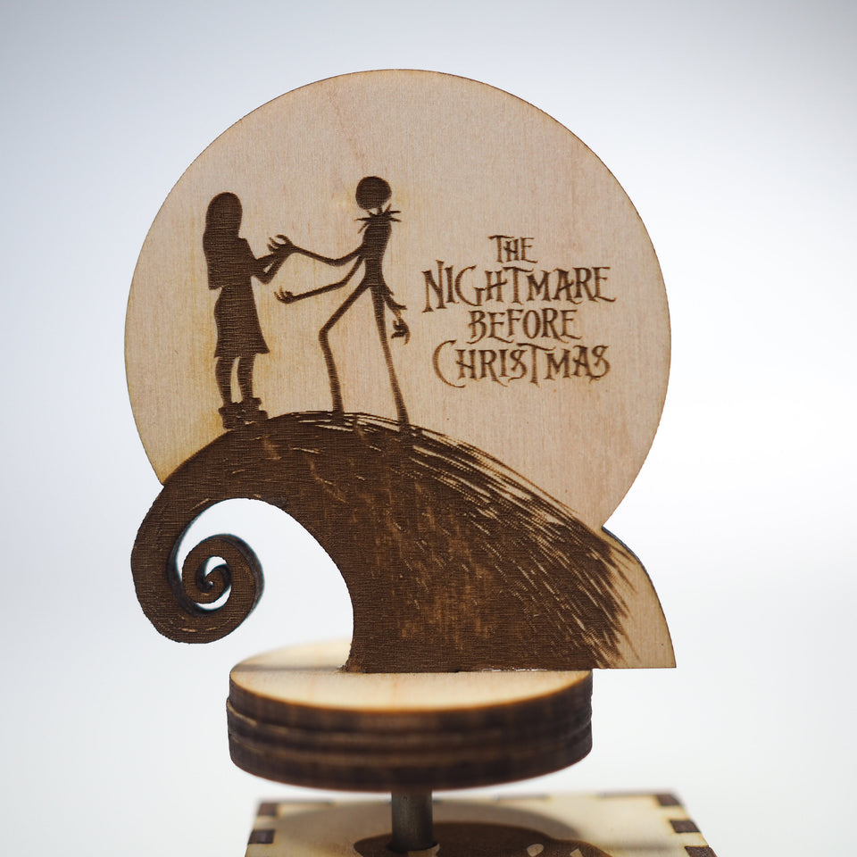 The Nightmare Before Christmas Music Box.