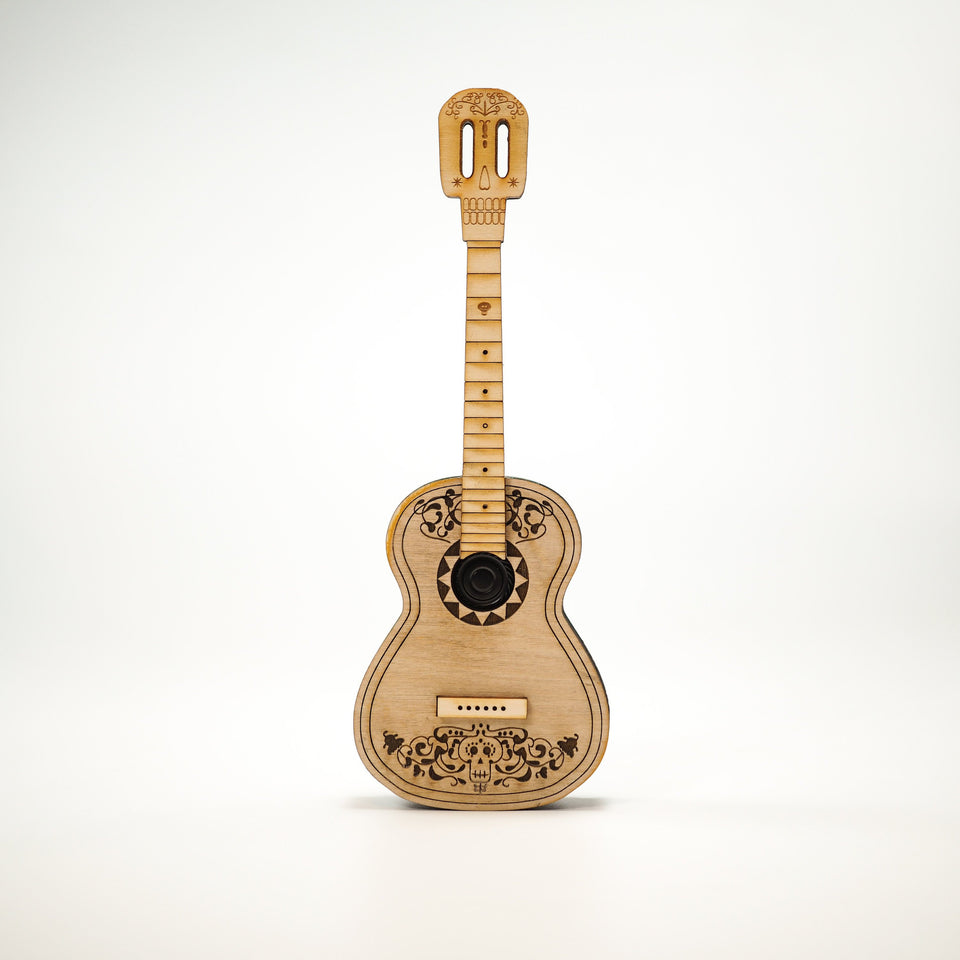 COCO Mini Guitar - Personalized Electronic Mp3 Music Box.